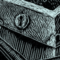scratchboard Musical Box